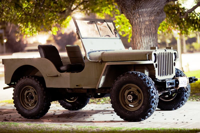 Buck's 46 Willys - Pirate4x4.Com : 4x4 and Off-Road Forum